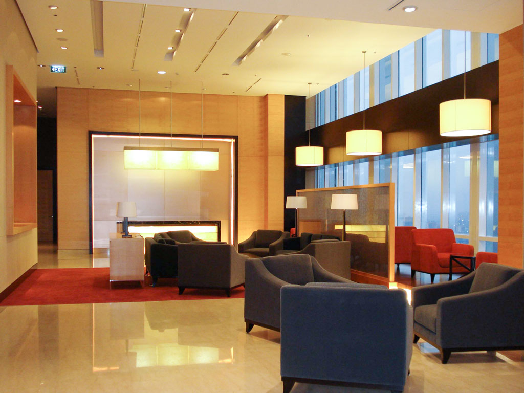 Interior design of indofood corporate floor indofood for Interior design jakarta