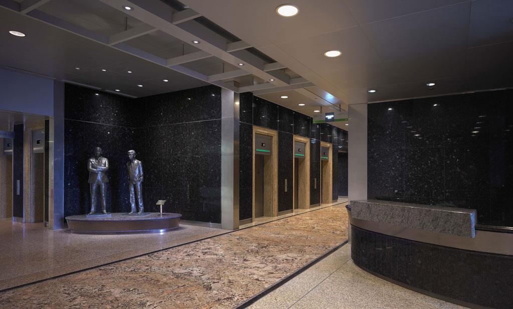 Commercial interior design merrowsmith design partnership for Corporate interior design singapore